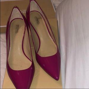 MK heels